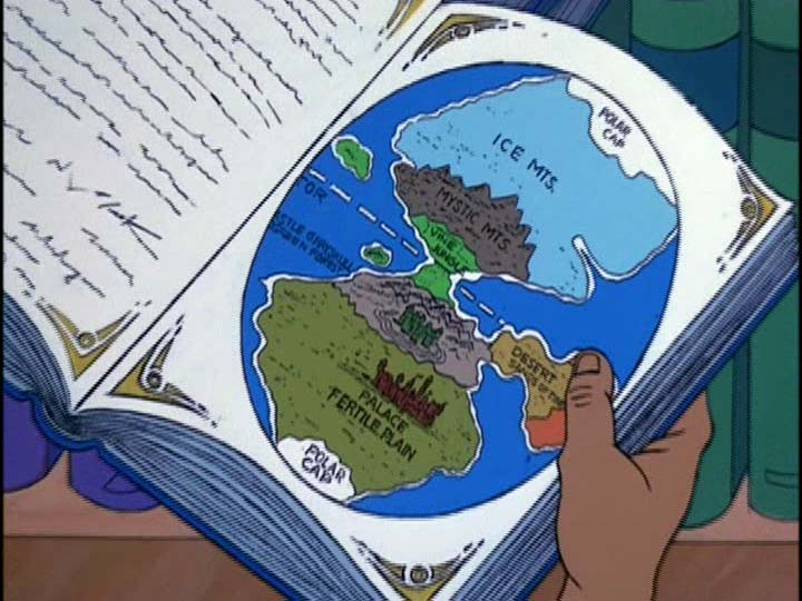Map of Eternia