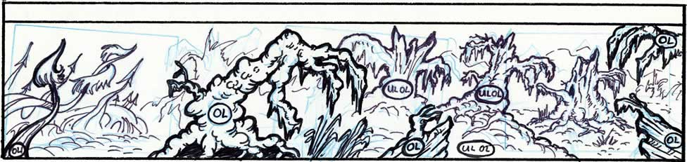 Fisto's Forest storyboard background 139x