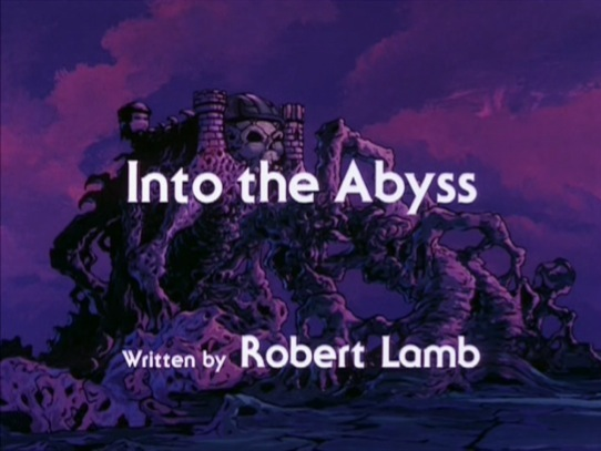 Into the Abyss by Robert Lamb title card